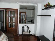 Piso de 2 habitaciones con garaje y trastero en Brazomar