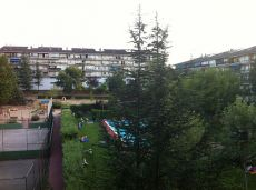 Villalba estaci�n, Parque Coru�a, 3 hab, 2 wc, gje piscina