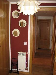 3 dormitorios, 100m2, amueblado con interiorismo