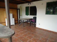 Alquiler casa terraza Campo Internacional