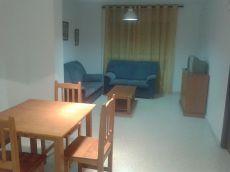 Estudio apartamento 1 dormitorio amueblado