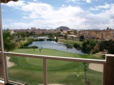 Alquilo piso en primera linea de golf de 4 dormitorios