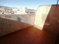 Estudio con terraza