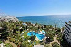 Apartamento en Gran Marbella primera linea de playa
