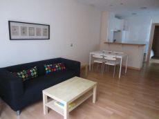 Se alquila apartamento amueblado nuevo en centro de m�laga