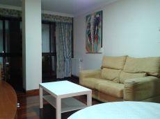 Estudio en alquiler en el centro de Ourense