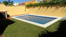 Villa en Guadacorte. Piscina privada