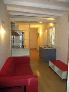 Raval Piso completamente reformado con 2 habitaciones