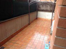 Piso de alquiler en manresa con terraza en francesc moragas