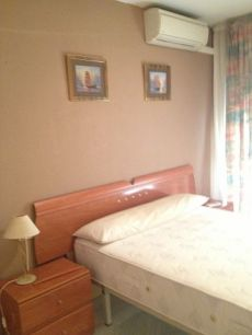 Malagueta al lado del mar 2 dormitorios amueblado