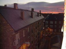 Rozas centro,piso 2 dorm, terraza