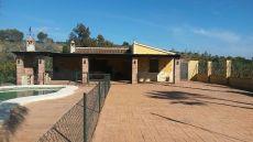 Casa de alquiler con piscina