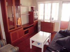Apartamento de un dormitorio amueblado