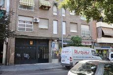 Particular alquila piso exterior Calle Antonio Maura