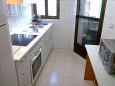 Se alquila piso con muebles centrico 3 dormitorios 2 ba�os