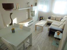 Precioso piso 2 dormitorios amueblado reformado valdebernard