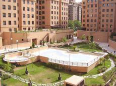 Apartamento vacio con electrodomesticos piscina