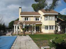 Parquelagos, chalet independiente, 450 m2, 7 dormitorios