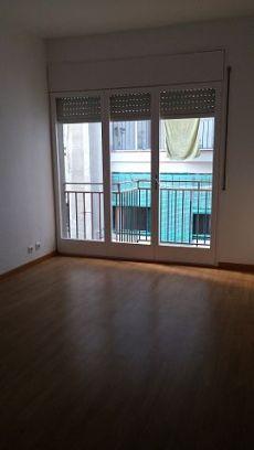 Apartamento sin muebles.