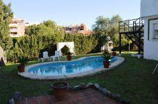 Villa de 3 dormitorios, piscina, jard�n en Marbella