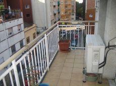 Piso de 3 dormitorios exterior amueblado