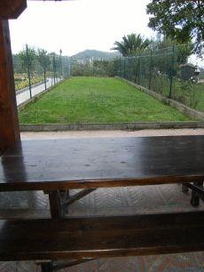 Chalet adosado de 3 habitaciones con jard�n en Santullan