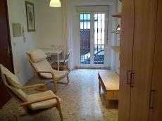 Apartamento amueblado con 1 dormitorio, nuevo