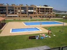 Piso de 115m2 con piscina
