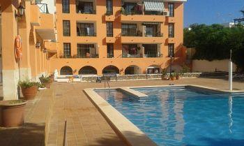 Apartamento en Menorca es Castell 2 hab dobles con piscina foto 1