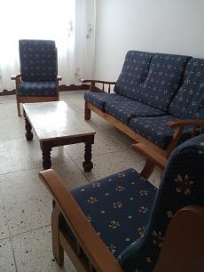 Alquilo piso amueblado en Quiroga Palacios