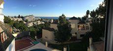 Bonita villa de nueva construcci�n, 5 dorm con vistas al mar