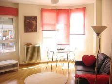 Bonito piso amueblado junto calle Alfonso