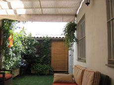 Piso con terraza jard�n en Churriana de la Vega