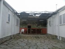 Dos casas prefabricadas en parcela de 2497 m2