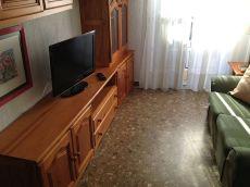 Gran piso de un dormitorio en el centro