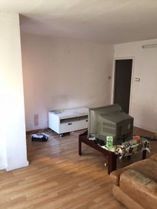 Piso de dos habitaciones con balc�n
