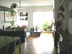 Piso en alquiler de 80 m2 amueblado. 2 habitaciones.