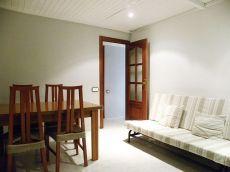 C�ntrico y tranquilo piso de 3 habitaciones