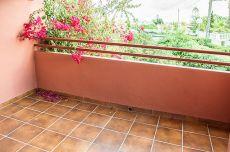 Piso con terraza en el Faro. Piscina. Con o sin muebles