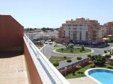 Maravilloso �tico en Roquetas de Mar, dise�o, terraza 45m2.