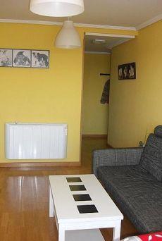 Alquiler bonito piso en Foz en Lugo con Parking y Piscina