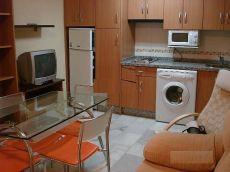 Se alquila apartamento amueblado en San Juan de Dios