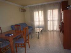 Vivienda amueblada 2 dormitorios zona carlos haya