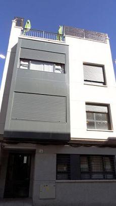 Un dormitorio terraza 37 metros
