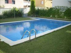 Sin muebles con pk y piscina y terraza de 90 m2