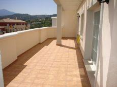 Piso 2 dormitorios con terraza