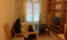 Precioso piso dos dormitorios amueblado