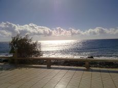 Vivienda en primera linea de playa arinaga