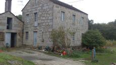 Casa r�stica en Laxosa; o corgo.