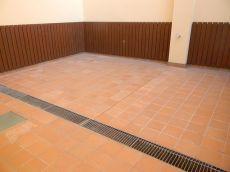 Planta baja de 2 habitaciones, terraza de 50m2.